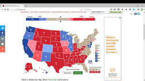 Election Interactive Map by My Revised And In Depth Look At My 2016 Electoral Map Predictions