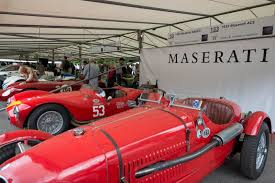 1954 maserati a6gcs 1953 maserati a6 gcs wins concours at goodwood and for good reason