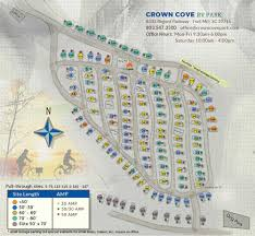 Joshua Tree Campground Map Campground Crown Cove Rv Park