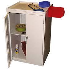 Screwfix Kitchen Cabinets Tool Storage Cabinet 600 X 500 X 930mm Grey Garage Storage