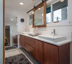 Sliding Bathroom Mirror Bathroom Cabinet Sliding Door Hardware Barn Door Ideas