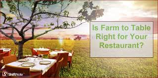 farm to table concept farm to table restaurant trend is it right for you