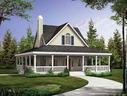 two house plans with wrap around porch country home floor plans wrap around porch single house plans