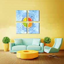 compare prices on orange wall decor online shopping buy low price