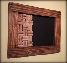 pin board new memo boards made to order blackboards with wine cork pin