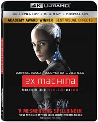 Ex Machina Length by Ex Machina 4k Uhd Blu Ray Reference Home Theater