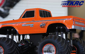 1979 bigfoot monster truck orangefoot u2013 outlaw retro trigger king rc u2013 radio controlled
