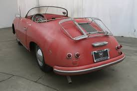 porsche speedster for sale 1956 porsche speedster beverly hills car club