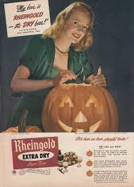 Vintage Halloween Ads Ads Beer