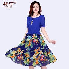 ao dam các kiểu áo đầm tuổi trung niên đẹp mắt tinh tế cho nữ u50 thời