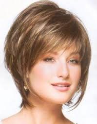 shag hairstyle for round face and fine hair 25 beautiful short haircuts for round faces thin hair short