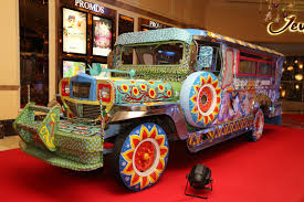 jeepney interior philippines resorts world manila corporate social responsibility pinoy