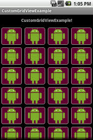 gridview android how get screenshot of all gridview items android stack overflow