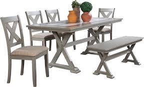 lark manor lia dining table u0026 reviews wayfair