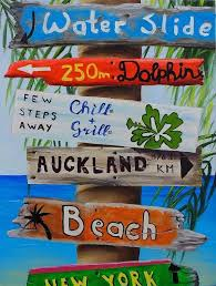 beachy signs how to paint signs online lessons