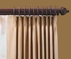 Large Drapery Rings 29 Best Traversing Decorative Curtain Rods For Large Windows