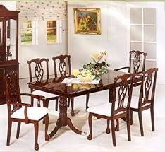 Chippendale Dining Room Set Amazon Com Beautiful Set Of 2 Chippendale Arm Chairs Ball U0026 Claw