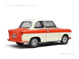 trabant artstation trabant p50 600 limousine nail khusnutdinov