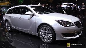 opel insignia wagon interior 2017 opel insignia sports tourer 1 6 d exterior and interior