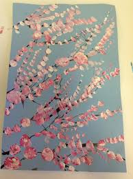 color it like you mean it cherry blossom trees