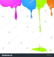 vector background paint drops vector eps stock vector 201303134