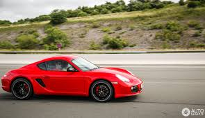 porsche cayman red porsche 987 cayman s mkii 30 april 2017 autogespot