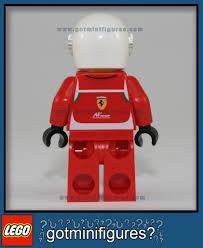 lego ferrari 458 lego ferrari 458 italia gt2 driver minifigure 75908 gotminifigures