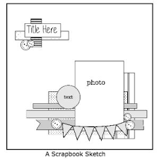 761 best scrapbooking sketches u0026 ideas images on pinterest