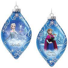 disney frozen decorations ornaments santa s site