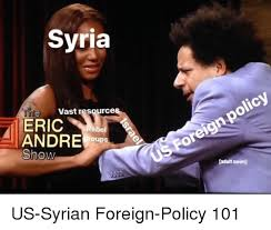 Adult Swim Meme - syria the vast resource eric andre show oup adult swim us syrian