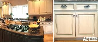 Kitchen Cabinet Finishes Ideas Great Cabinet Finishes Glaze Kitchen Cabinet Finishes