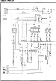 1995 isuzu rodeo manual transmission re connect electrical diagram