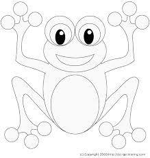 image result for frog template printable frog pinterest frog