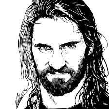 sketches for wwe shield sketches www sketchesxo com