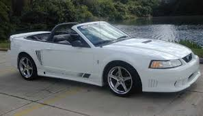 mustang 2000 saleen 2000 supercharged s281 saleen mustang speedster convertible