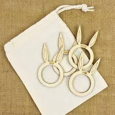 easter napkin rings easter personalised name placecards napkin rings by ellie ellie