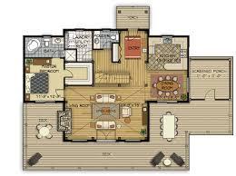 timber frame home floor plans carleton a timber frame cabin