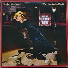 the broadway album by barbra streisand lp with pycvinyl ref