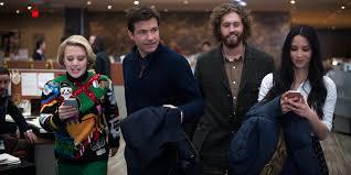 jason bateman describes being office christmas party u0027s straight man