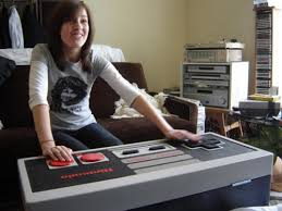 coffee table game console the nes coffee table stores games controls console slipperybrick com