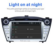 hyundai tucson 2014 quad core android 5 1 1 gps navigation system for 2009 2014