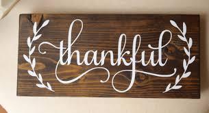 thanksgiving sign thankful sign thanksgiving sign thankful wood sign fall