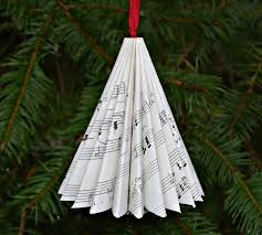 Sheet Music Christmas Tree Ornament by 40 Best Sheet Music Ideas Images On Pinterest Vintage Sheet