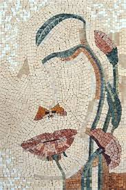 Best Mosaics Images On Pinterest Mosaic Ideas Stained - Wall mosaic designs