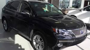 lexus used rx450h sold used 2011 lexus rx 450h awd 4dr hybrid lexus of royal oak