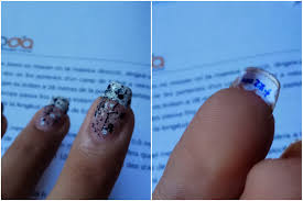 student uses nail art to cheat on test teen vogue