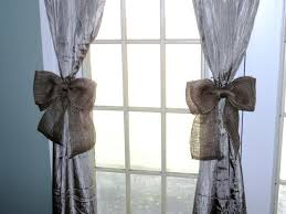 Tie Back Kitchen Curtains by Best Curtain Tie Backs Ideas On Pinterest Diy Styles Back Kitchen
