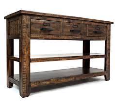 Distressed Sofa Table by Console U0026 Sofa Tables U2013 Christian U0027s Table