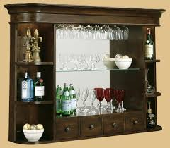 white wood wine cabinet decoration charming wooden wall mounted wine rack cabinet design
