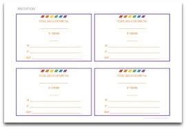 free printable birthday invitations for teens choice image